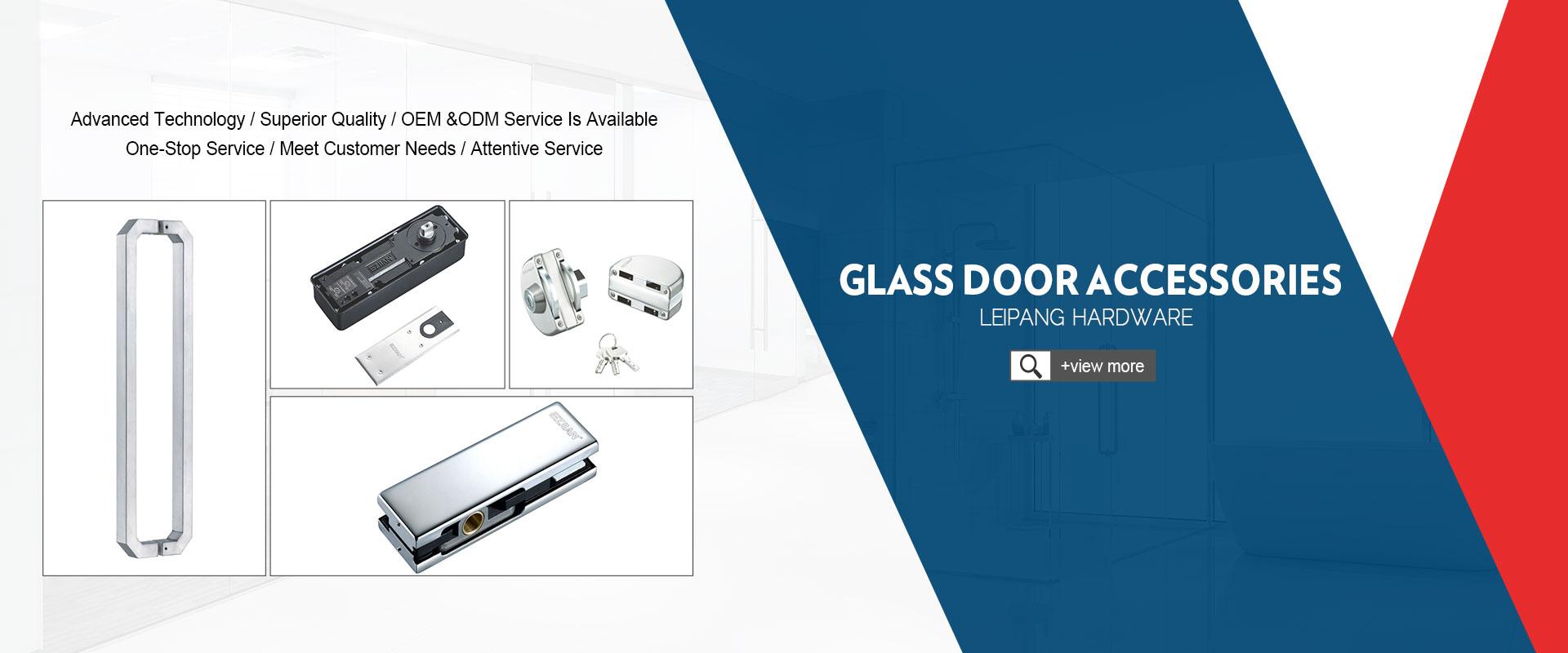 Glass Door Accessories
