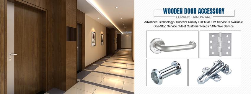 Wooden Door Accessory