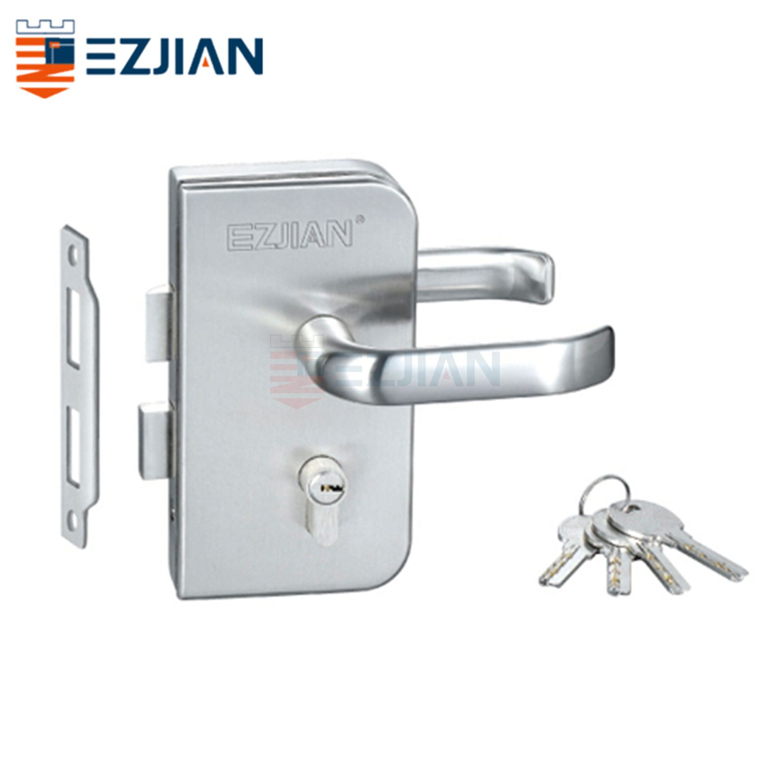 Glass Gate Lock EJ-9002