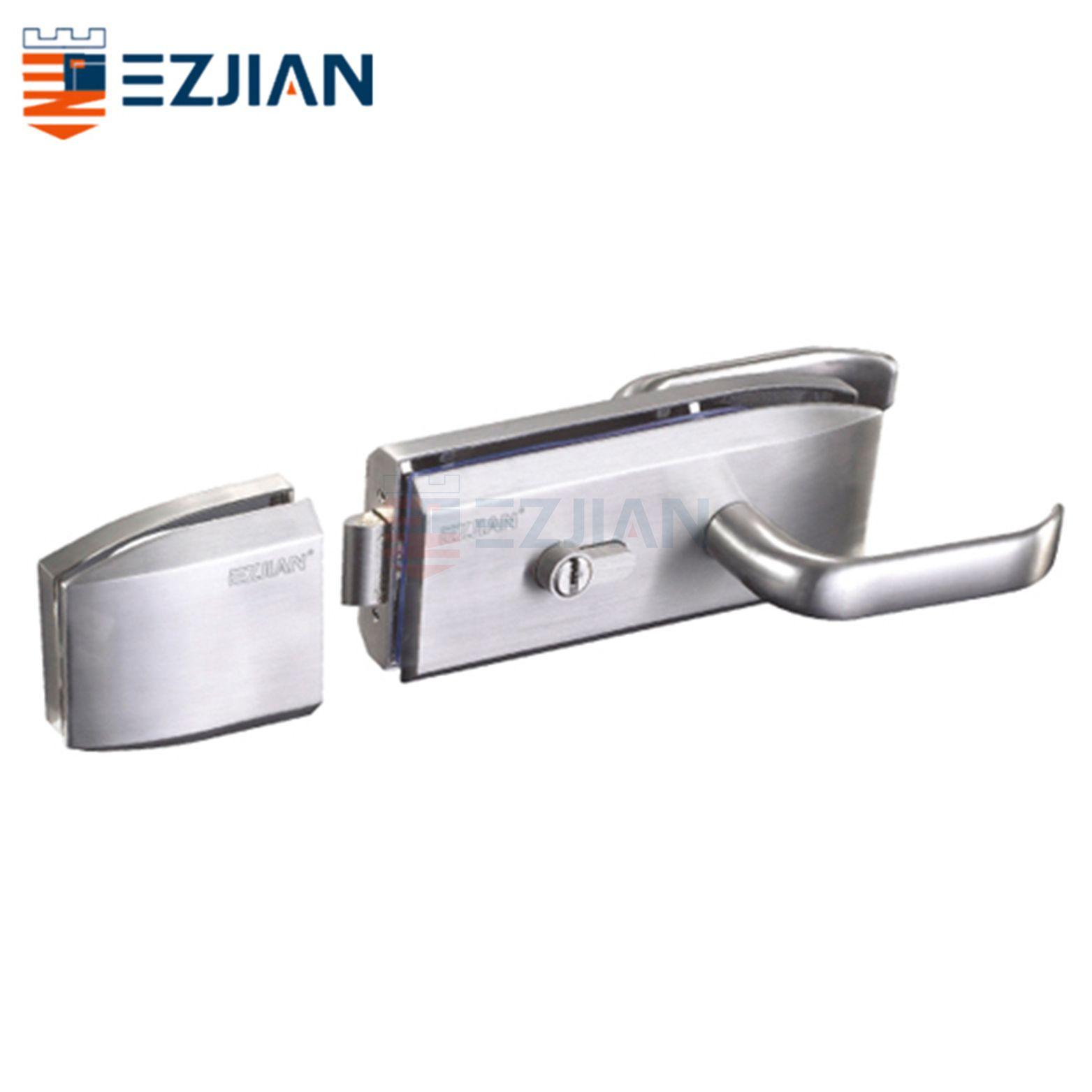 Glass Gate Lock EJ-9004