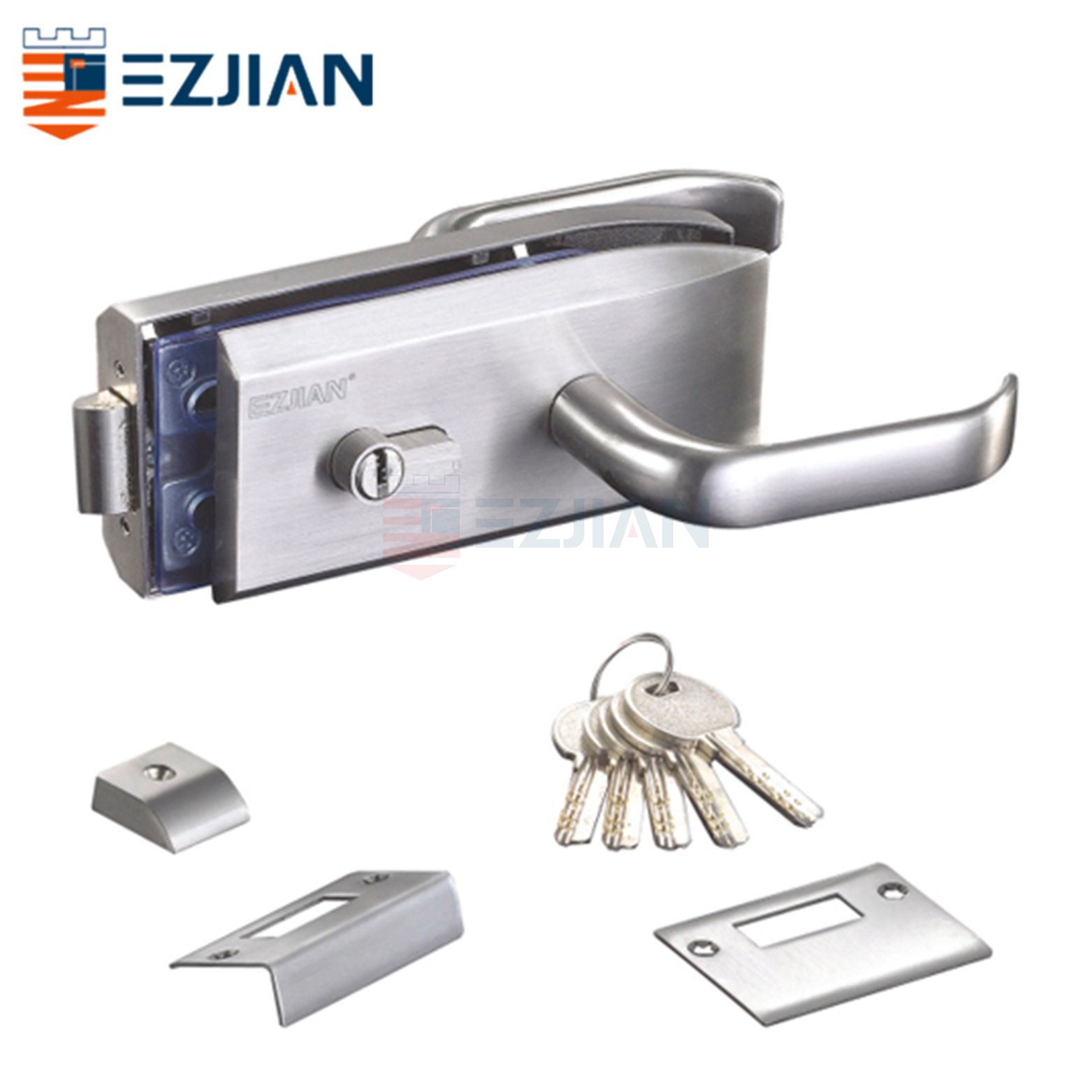Glass Gate Lock EJ-9005