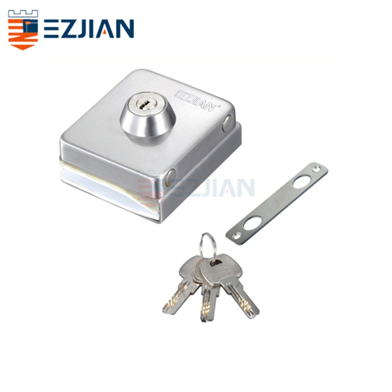 Glass Gate Lock EJ-9007