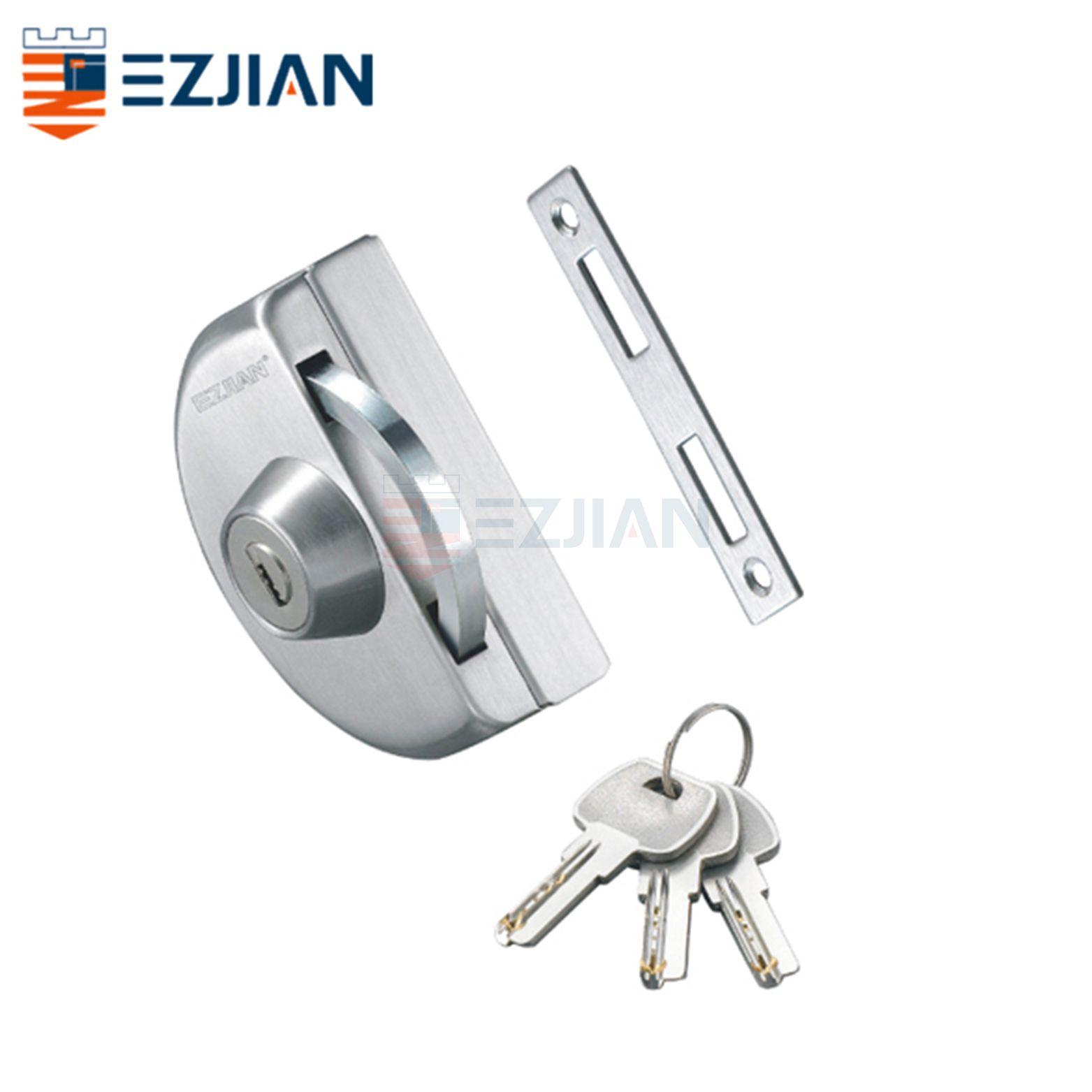 Glass Gate Lock EJ-9009