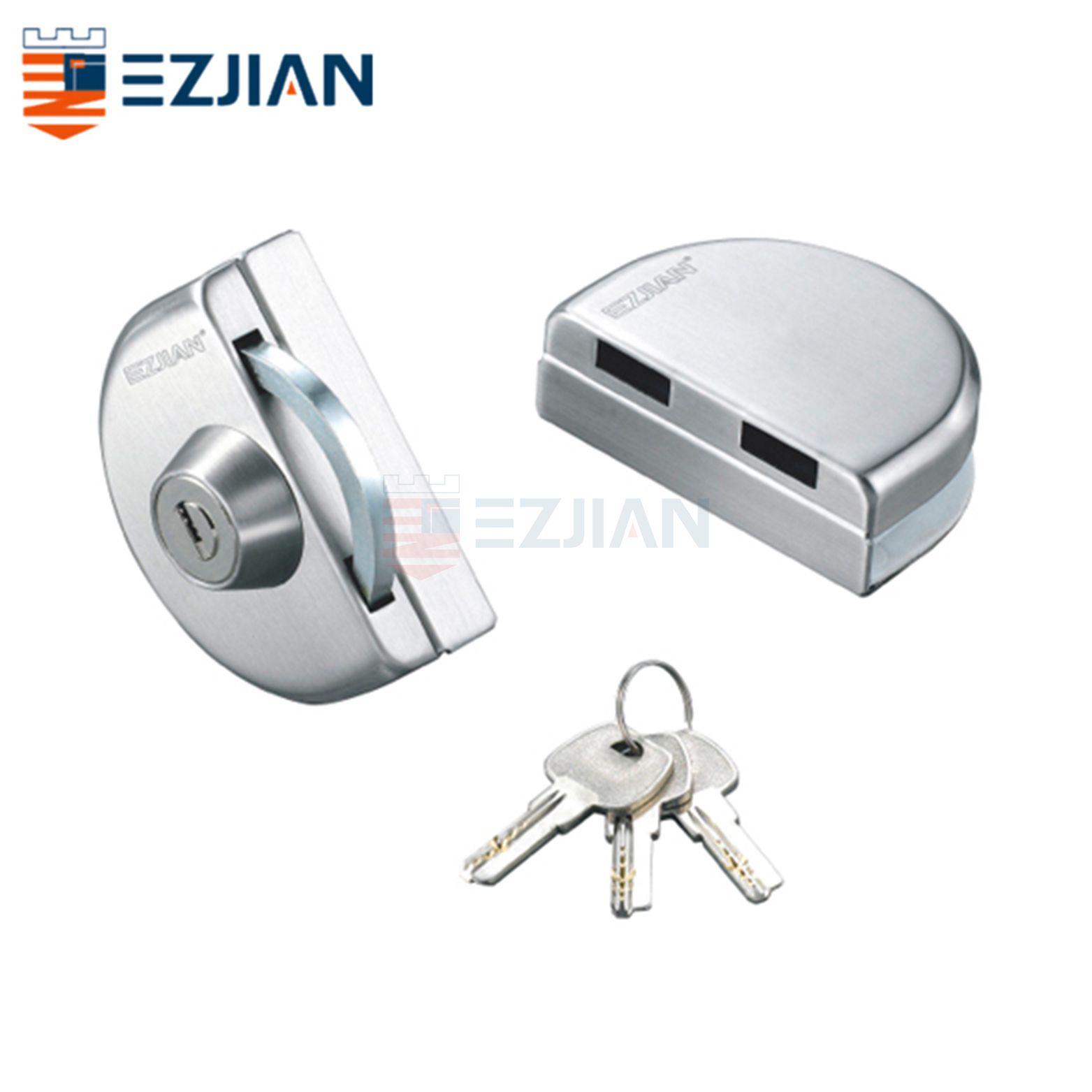 Glass Gate Lock EJ-9010