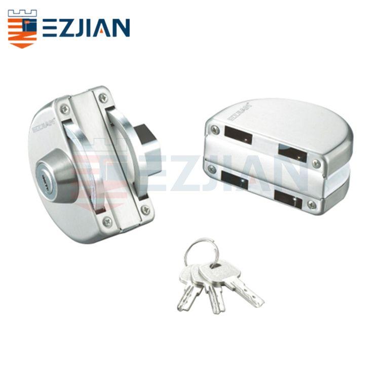 Glass Gate Lock EJ-9012