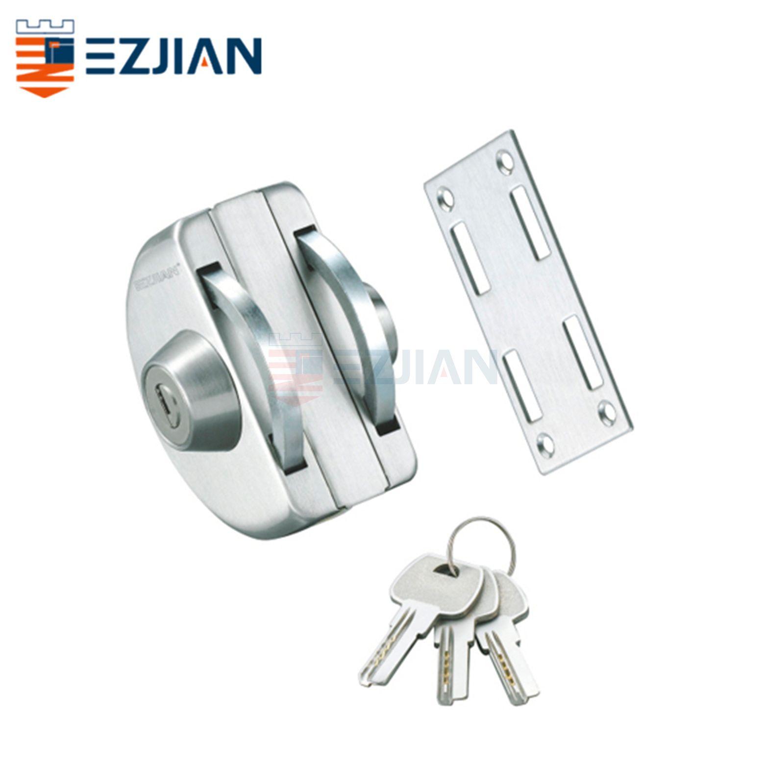 Glass Gate Lock EJ-9013
