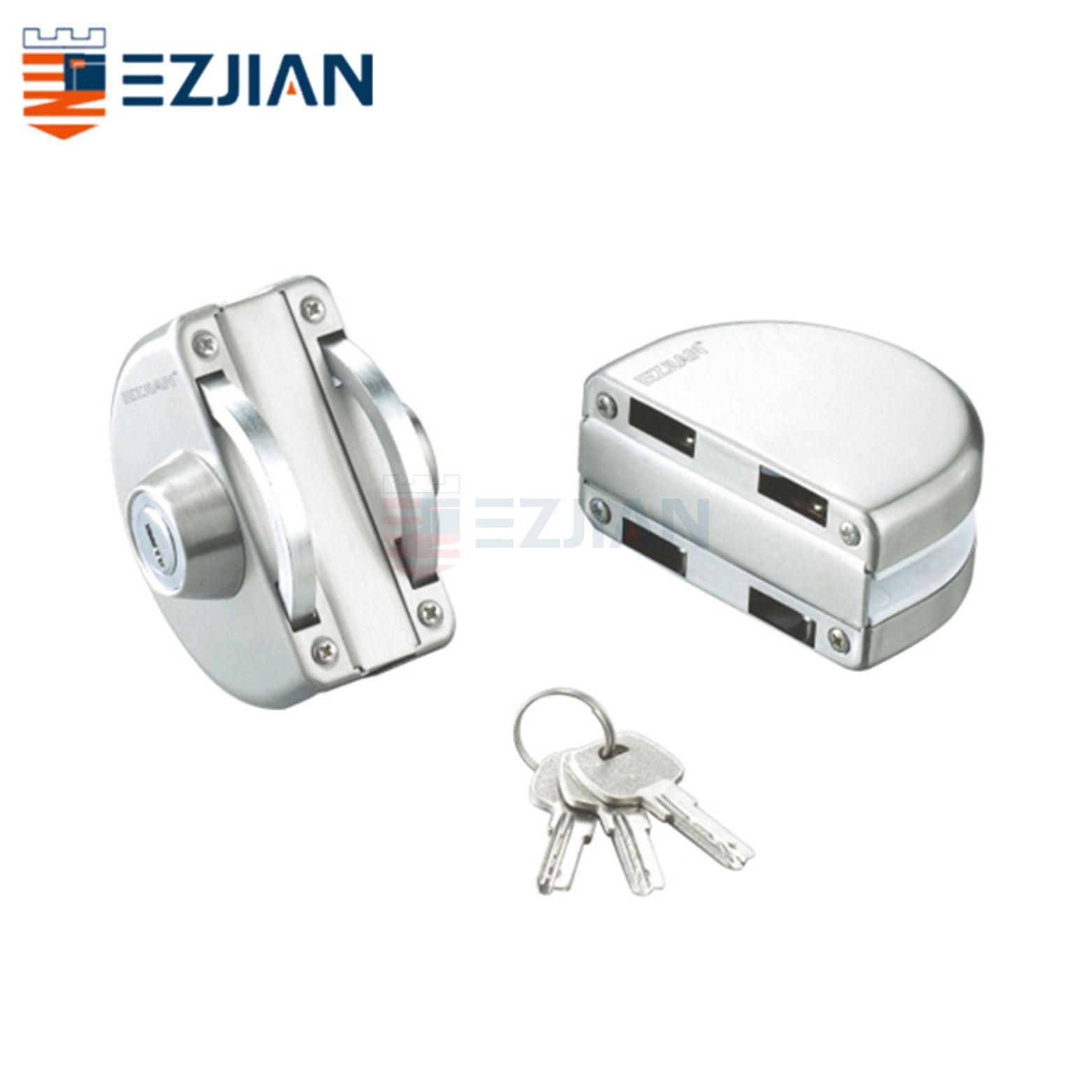 Glass Gate Lock EJ-9014