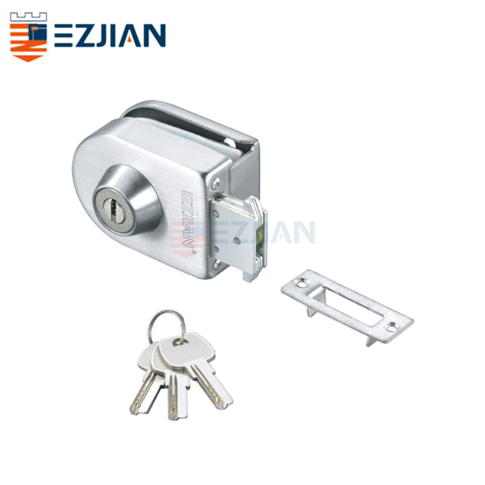 Glass Gate Lock EJ-9015