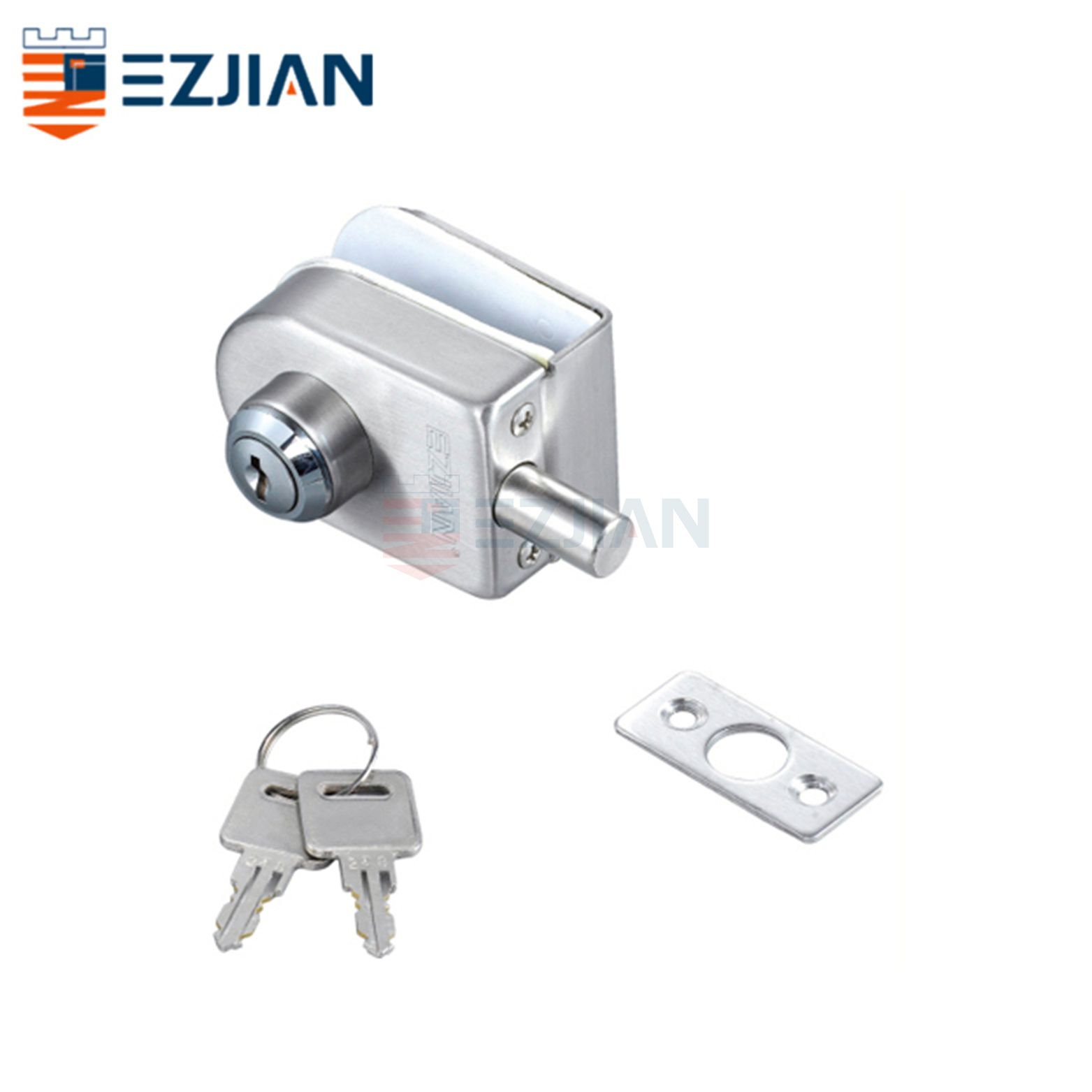 Glass Gate Lock EJ-9017