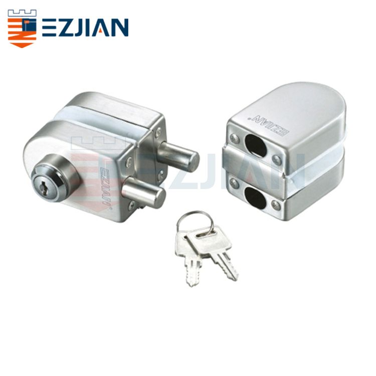 Glass Gate Lock EJ-9019