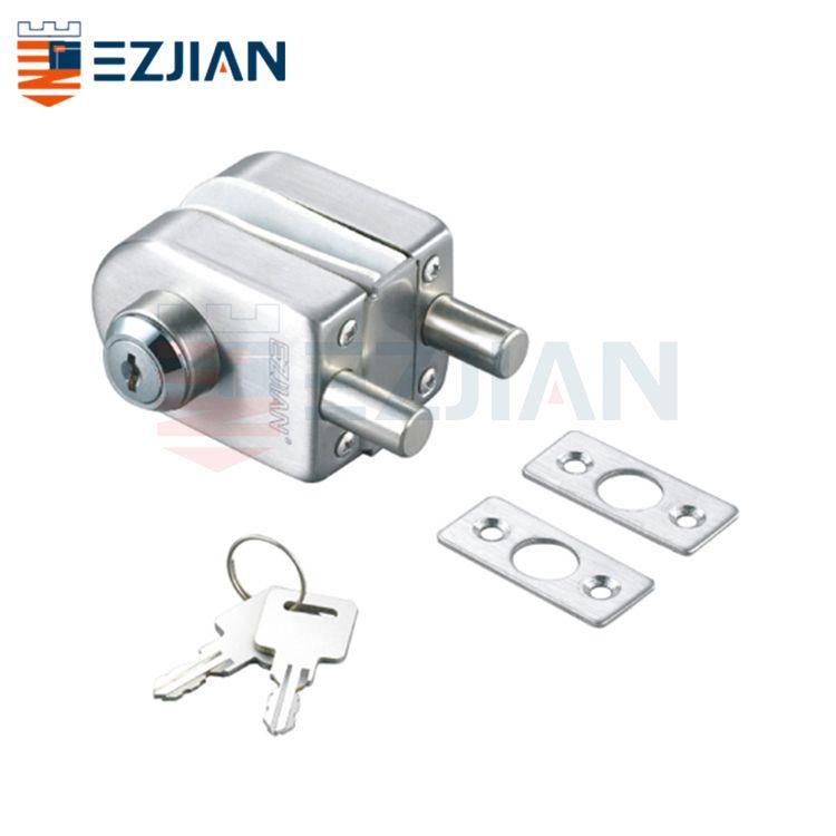 Glass Gate Lock EJ-9020