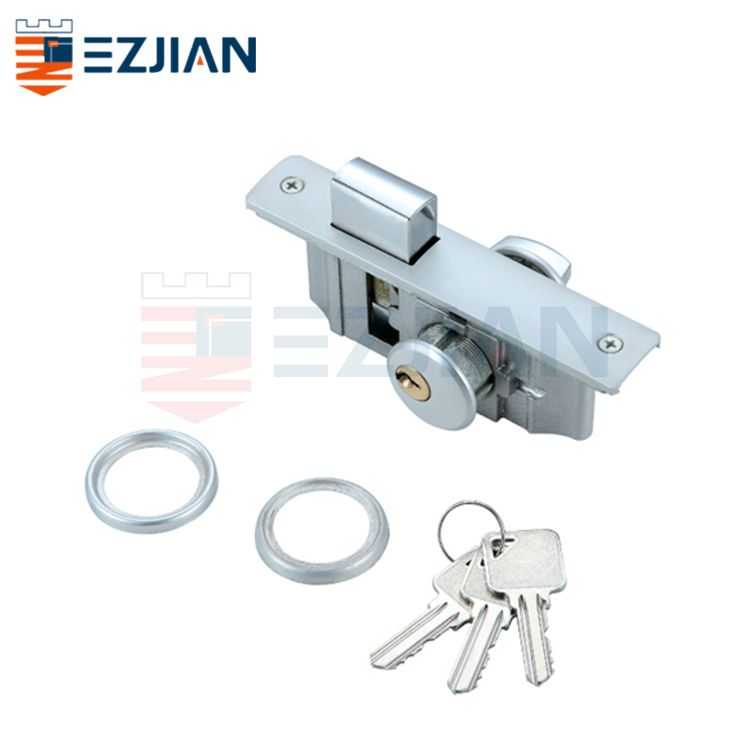Glass Gate Lock EJ-9023