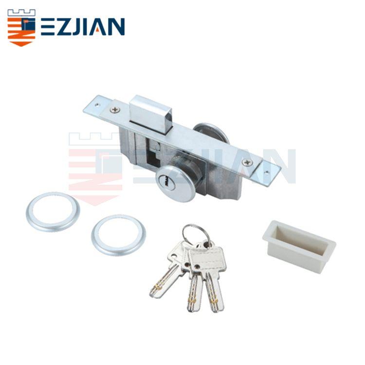 Glass Gate Lock EJ-9024