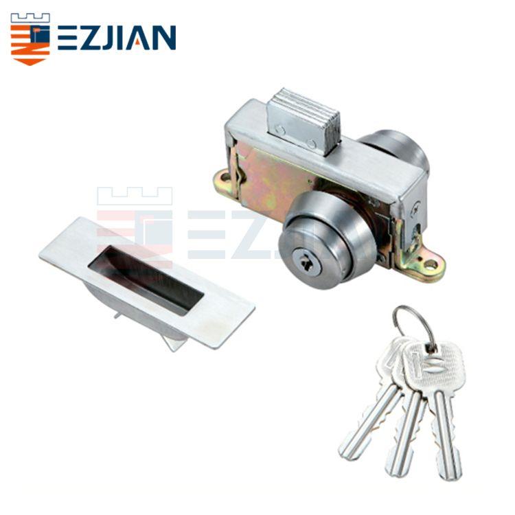 Glass Gate Lock EJ-9025