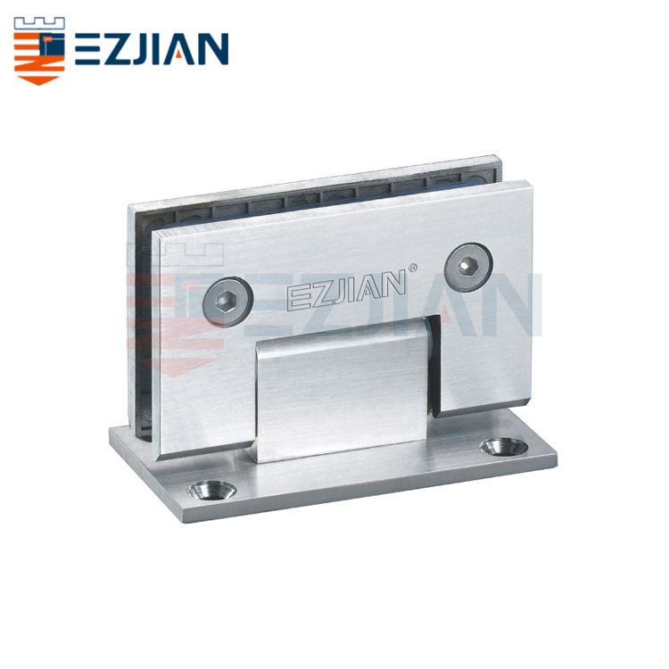 Shower Hinge--Wall to glass 90° two way EJ-1009