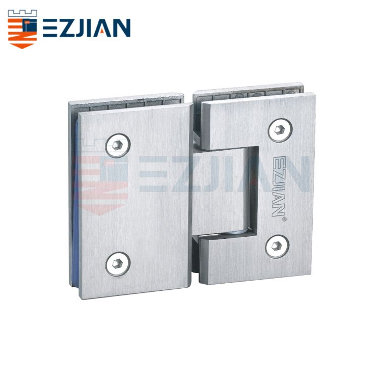 Shower Hinge--Glass to glass 180° EJ-1011