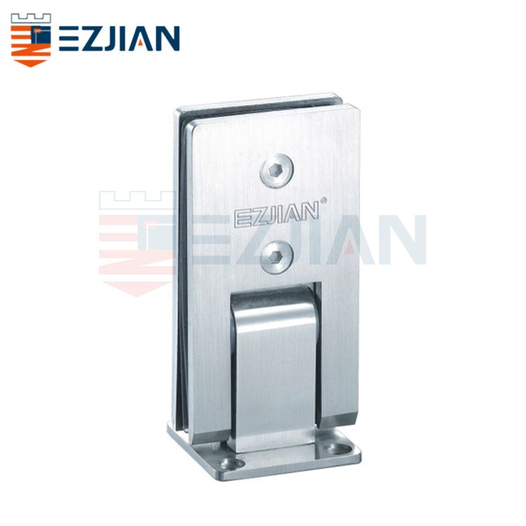 Shower Hinge--Wall to glass 90° two way EJ-1026