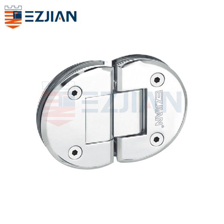 Shower Hinge--Glass to glass 180° EJ-1031