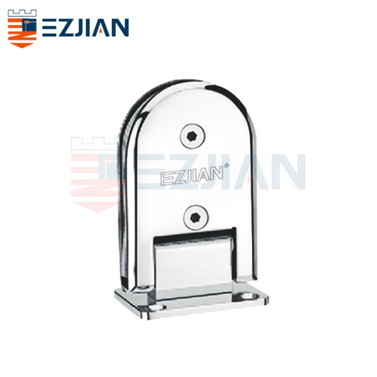 Shower Hinge--Wall to glass 90° two way EJ-1033