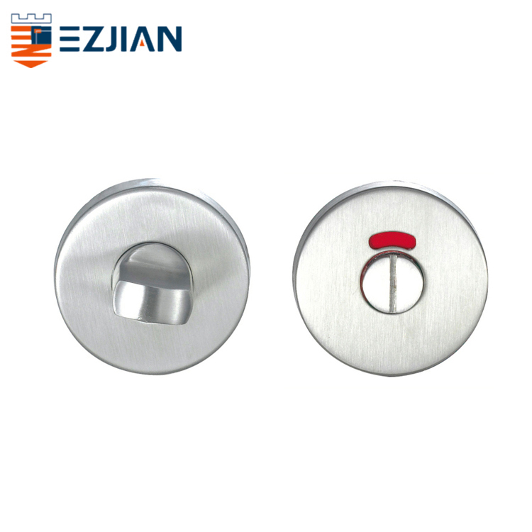 Lock cover handle lock indi cator