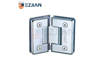 There Are Different Degree Glass Door Hinges For Your Shower Enclosure