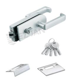 Glass Gate Lock EGL-9030